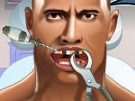 Gioca gratis a The Rock e il dentista
