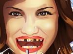 Gioca gratis a Demi Lovato dal dentista
