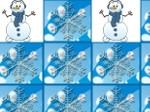 Gioco Snowman Memory