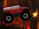 Gioca gratis a Red Hot Monster Truck