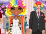 Gioca gratis a Matrimonio di pagliacci