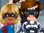 Gioca gratis a Super Hero Wedding