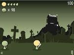 Gioca gratis a Circondato dagli Zombie