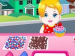 Gioca gratis a Bambini e cupcakes