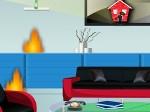 Gioca gratis a Fuga dalla casa in fiamme