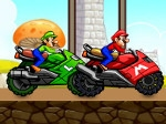 Gioco Mario Racing Star