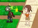 Gioca gratis a Belle ragazze contro zombie