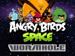 Gioca gratis a Angry Birds Space Wormhole