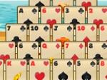 Gioca gratis a Tropical Pyramid Solitaire