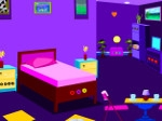 Gioca gratis a Violet Living Room Escape