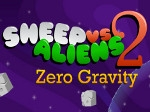 Gioca gratis a Sheep vs Aliens 2: Zero Gravity