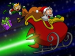 Gioco Christmas Rocket