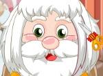 Gioca gratis a Babbo Natale parrucchiere