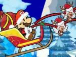 Gioca gratis a Santa Mario Delivery
