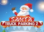 Gioca gratis a Santa Truck Parking 2