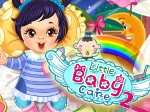 Gioca gratis a Little Baby Care 2