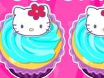 Gioco Cupcakes di Hello Kitty
