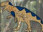 Gioca gratis a Colorare dinosauri