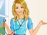 Gioca gratis a Disegnare uniformi da infermiera