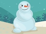 Gioca gratis a My Pretty Snowman