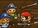 Gioca gratis a Pirati contro Zombie