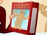 Gioca gratis a Cucina biscotti allo zenzero