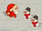 Gioca gratis a Santa's leap