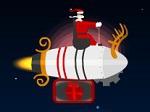 Gioca gratis a Santa's Rocket