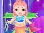 Gioca gratis a Sirenetta Baby