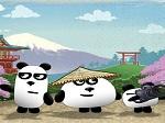 Gioco 3 Panda in Giappone