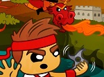 Gioca gratis a Ninja Defense