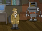 Gioco Harry Quantum, private eye