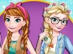 Gioco Modern Frozen Sisters
