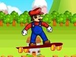 Gioca gratis a Mario Skate