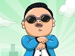 Gioca gratis a Flappy PSY