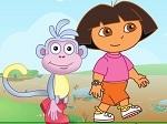 Gioca gratis a Dora non si ferma mai