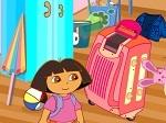 Gioca gratis a Picnic con Dora