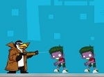 Gioca gratis a Zombies vs Penguins 3