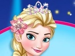 Gioca gratis a Frozen: Elsa Prom Night