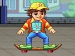 Gioca gratis a Crazy Skater