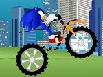 Gioca gratis a Sonic Bike