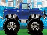 Gioco Monster Truck Wash And Repair