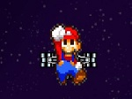 Gioca gratis a Mario Lost in Space