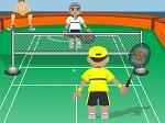 Gioca gratis a Supa Badminton