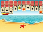 Gioco Tropical Spider Solitaire
