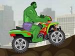 Gioca gratis a Hulk ATV 2