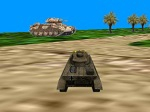 Gioco 3D Army Tank Racing