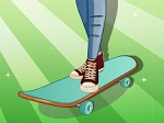 Gioca gratis a Skater Girl