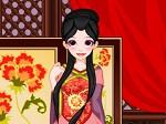 Gioca gratis a Vestire la Principessa Cinese