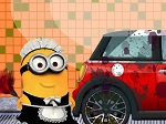 Gioca gratis a Minion Car Wash